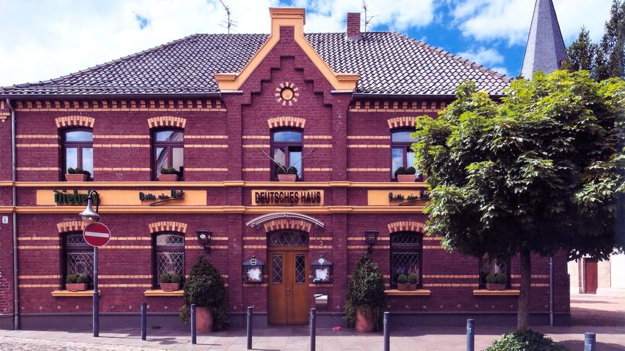 Willkommen im Deutschen Haus in Kaarst